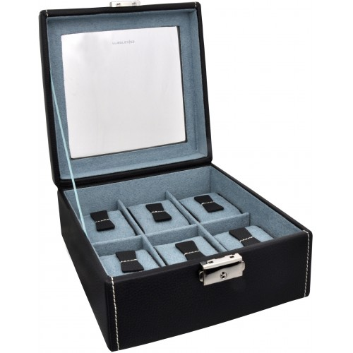 Kazeta na hodinky Friedrich Lederwaren Bond 20058-2
